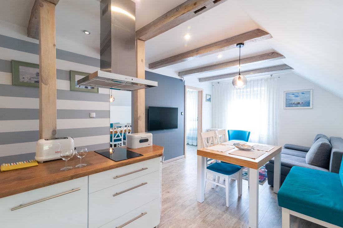 Apartamenty Niechorze